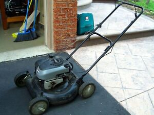Murray 20 inch 6 HP gas lawnmower with bag