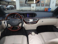 Mercedes-Benz S 450- AIRMATIC-TV- BI-XENON- COMAND APS- HARMAN