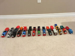 Thomas trains/ track master sets