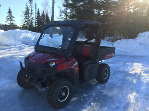 FOR SALE: POLARIS XP800 AWD SIDE BY SIDE