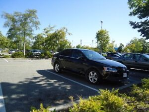 2012 Volkswagen JETTA- 5 speed manual transmission
