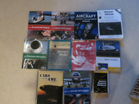 Aircraft Maintenance Technician Books