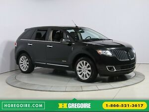 2013 Lincoln MKX LIMITED AWD CUIR TOIT PANO NAV CAMERA RECUL