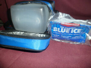 Rubbermaid Blue ice Water bottle Kawartha Lakes Peterborough Area image 2