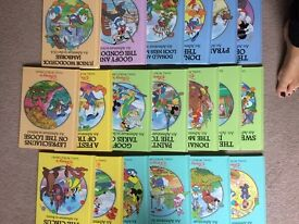 Disney small world library books