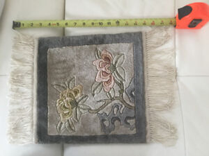 Gorgeous Silk Mini Tapestry ($25 OBO)