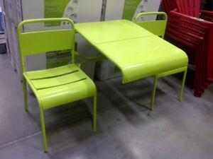 NEW IN BOX Bench Bistro - Sturdy Metal Construction