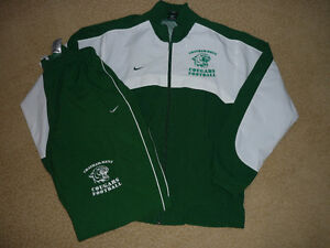C-K Cougars Football Nike Windsuit - Men's Small