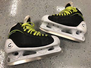 Men's goalie skates Graf size 9.5