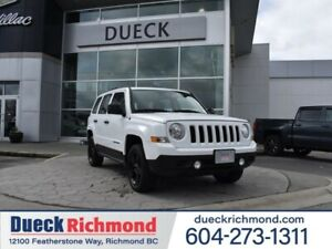 2015 Jeep Patriot ALTITUDE   - Low Mileage, Accident Free