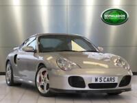 2001 PORSCHE 911 3.6 TURBO TIPTRONIC S [INVESTMENT OPPORTUNITY, LEASE PURCHASE A
