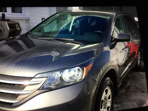 Honda CRV EX AWD 2012 gris