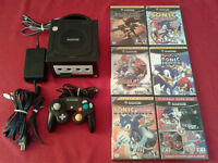 Ensemble Gamecube + 6 Jeux de Sonic
