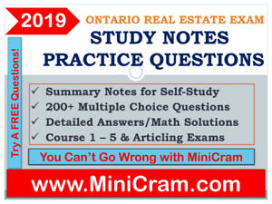Real Estate Exam | Kijiji in Ontario  - Buy, Sell & Save with