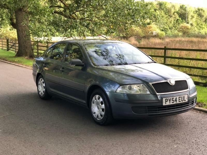 2005 skoda octavia 1.9 tdi pd ambiente 5dr | in newcastle, tyne and