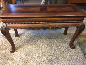 Console Table Buy And Sell Furniture In Calgary Kijiji