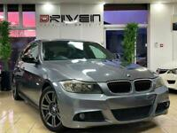 WOW! (2009) BMW 318D M SPORT 3 SERIES + FULL SERVICE +FREE DELIVER TO YOUR DOOR