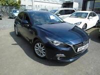 2014 Mazda Mazda3 2.0 SKYACTIV-G SE-L Nav - Blue - Platinum Warranty!