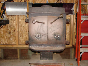 FISHER WOOD STOVE/ANIMAL CLIPPERS & ATTACHMENTS