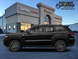 2018 Jeep Grand Cherokee Trailhawk 4x4  - Leather Seats