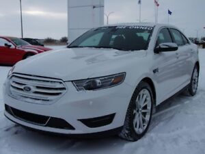 2017 Ford Taurus Limited AWD CERTIFIED PRE-OWNED