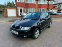 2003/53 Skoda Fabia 1.4 16v Comfort 2 OWNERS LOW MILEAGE FULL SERVICE HISTORY