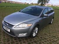 2010 60 FORD MONDEO ZETEC ESTATE 2.0TDCi CAMBELT REALLY TIDY DRIVES A1 PX SWAP
