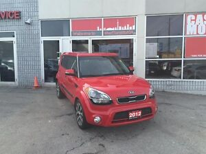 2012 Kia Soul 2.0L 4u Luxury at