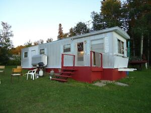 Cabin/Trailer and Lot