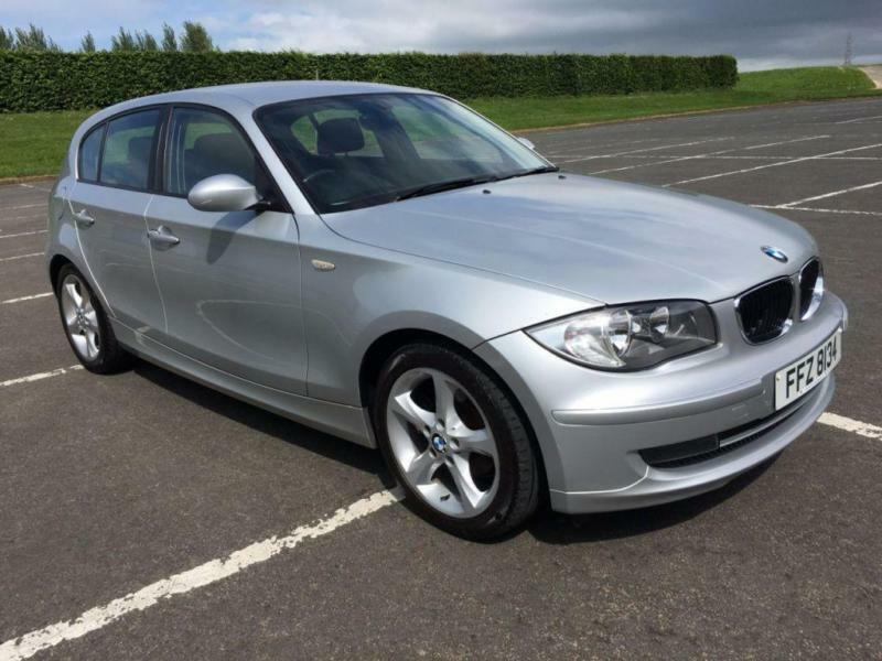 2008 BMW 1 SERIES 1.6 116I EDITION ES 5D 121 BHP