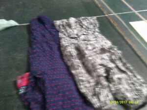 Youth Dresses, coats, shoes, 2 boxes full  Sizes 7/8  and 10/12
