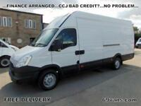 2013 63 IVECO DAILY LWB,126 BHP, FULL SERVICE HISTORY, 4.5 METRE LOAD SPACE