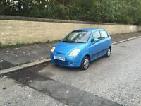 £995 2006 Chevrolet Matiz 1.0 like corsa micra punto fiesta aygo ka polo c1 207 yaris picanto getz