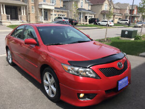 EXCELLENT 2011 TOYOTA CAMRY SE FULLY LOADED 57000 Km 4 Cylinders