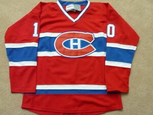 Guy Lafleur Montreal Canadiens signed jersey hologram Cambridge Kitchener Area image 4