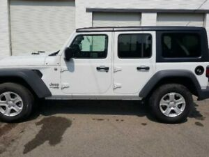 2018 Jeep Wrangler Unlimited Sport  - Trailer Tow - $159.38 /Wk