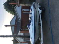 SEADOO Bombardier Twin Rotax Engine, Great condition Boat