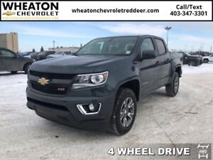 2019 Chevrolet Colorado Z71  | Diesel | Heated Steering | Wirele