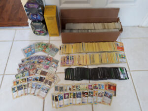 HUGE POKEMON Card Lot! GX/EX,Rares & Ultras,Code Cards, Commons!