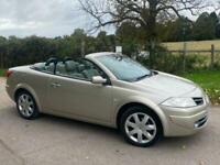 2008 Renault Megane 1.9 DCI - Convertible - FSH - Free Delivery! -