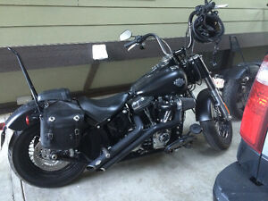 2013 Softail Slim 103 stage 3! This bike is Mint