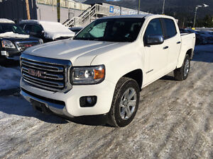 2016 GMC Canyon 4WD SLT (NEW)