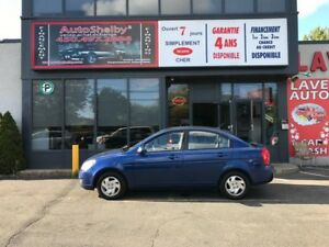 Hyundai Accent AUTOMATIC-4CYLINDRES-GROUPE ELECTRIQUE 2006