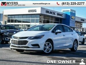 2018 Chevrolet Cruze LT  LT, SUNROOF, TECH PACKAGE, BOSE SOUND