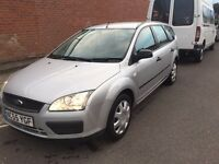 FORD FOCUS 1.8 TDCI DIESEL ESTATE 2006 REG 1 PREVIOUS OWNER PORTSMOUTH