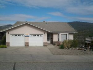 Open Concept Home with Suite Potential in Vernon, BC