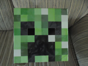 Creeper Head from Minecraft