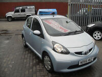 Toyota AYGO 1.4L Diesel AYGO+, ONLY £20 PER YEAR ROAD TAX !