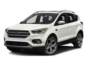 2018 Ford Escape Titanium4WD