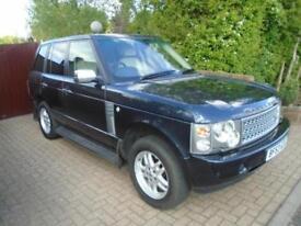 2003 53 Reg Land Rover Range Rover 3.0 Td6 Auto Vogue
